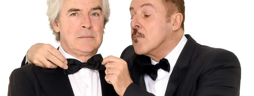 MASSIMO LOPEZ & TULLIO SOLENGHI SHOW al Teatro Giuditta Pasta