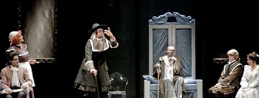 Il malato immaginario di Molière al Giuditta Pasta di Saronno
