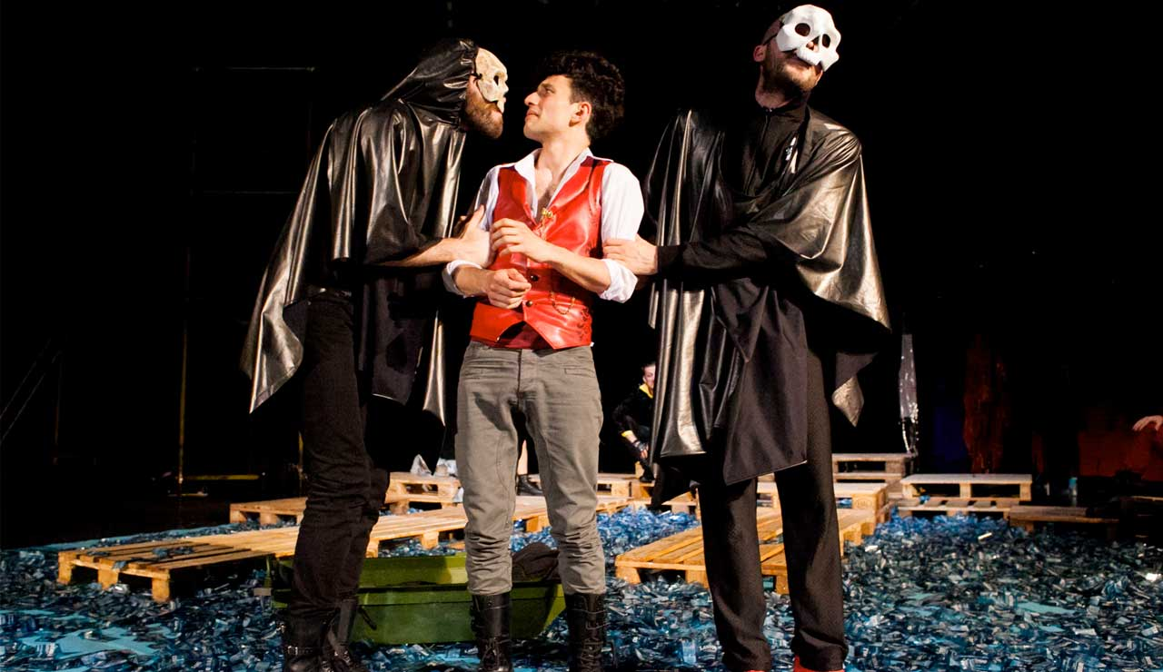 Il Mercante di Venezia di Shakespeare al teatro Giuditta Pasta