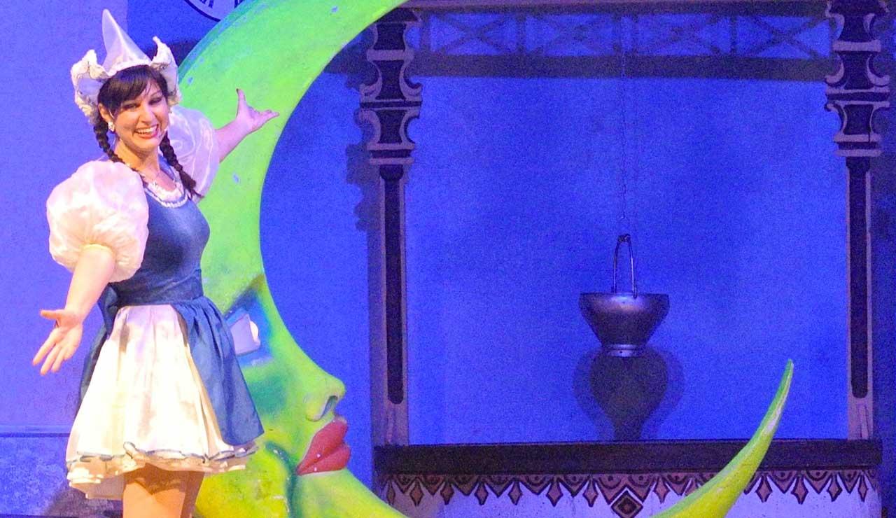 Il Paese dei campanelli di Lombardo e Ranzato, regia di Elena D'Angelo
