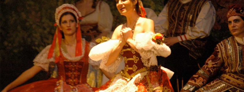 La Principessa della Czarda con la regia di Elena D'Angelo