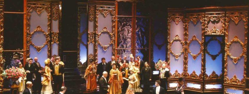 La Traviata di Giuseppe Verdi al teatro Giuditta Pasta di Saronno