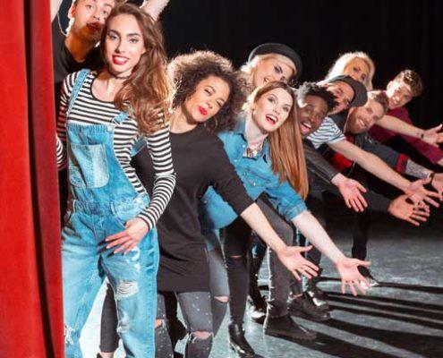 Laboratorio teatrale per adolescenti al teatro Giuditta Pasta di Saronno