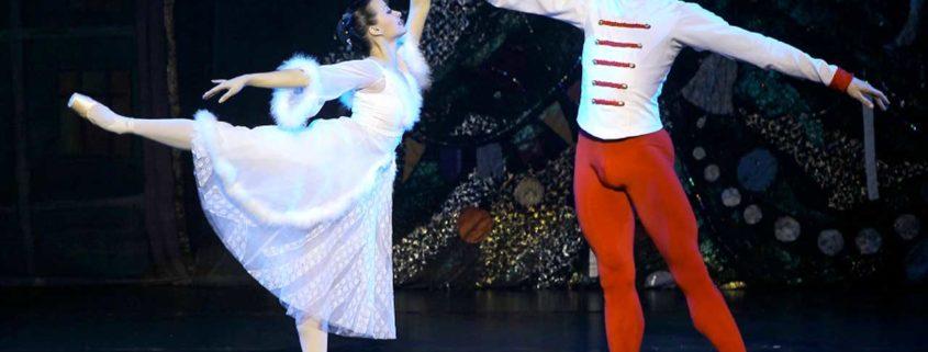LO SCHIACCIANOCI di Tchaikovsky al teatro Giuditta Pasta di Saronno