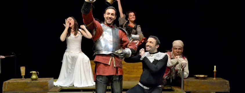 Othello, la H è muta di Oblivion al Giuditta Pasta di Saronno