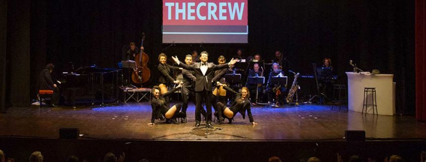 100 anni del mito con Patrick Mittiga e la sua band al teatro di Saronno