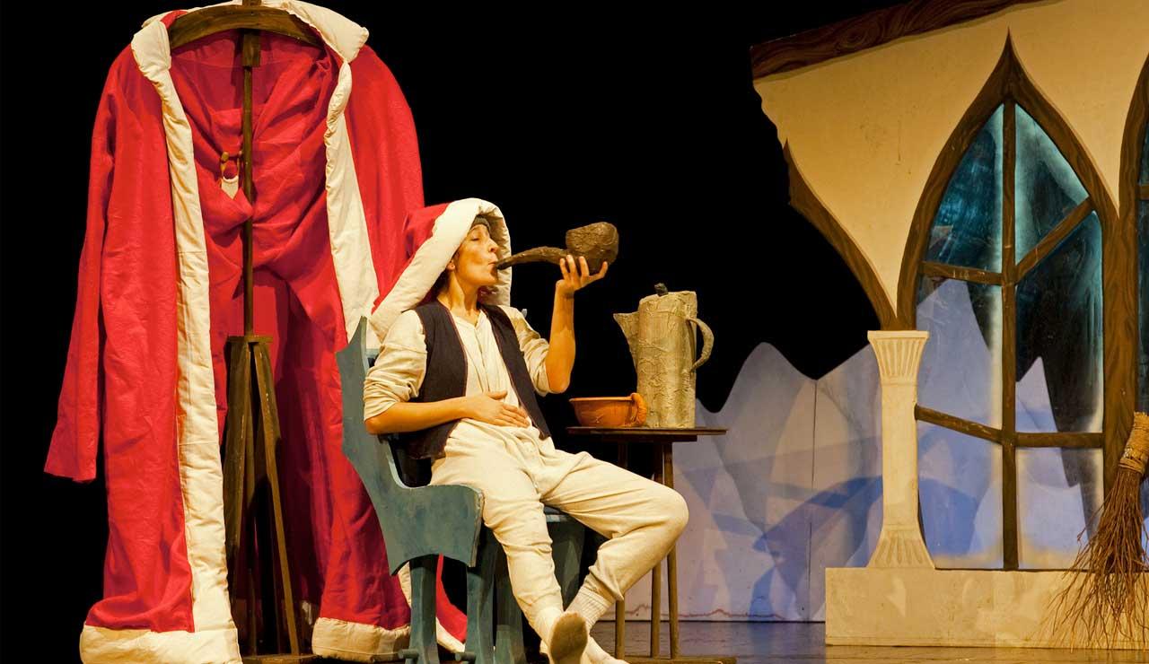 Storie di elfi e folletti al teatro Giuditta Pasta di Saronno