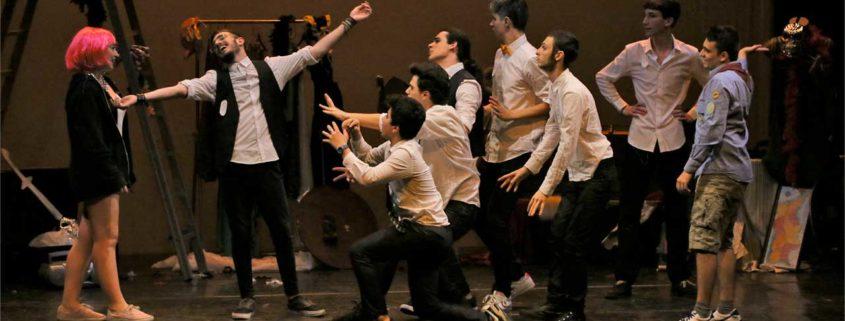 Gli studenti tornano protagonisti sul palco del teatro di Saronno