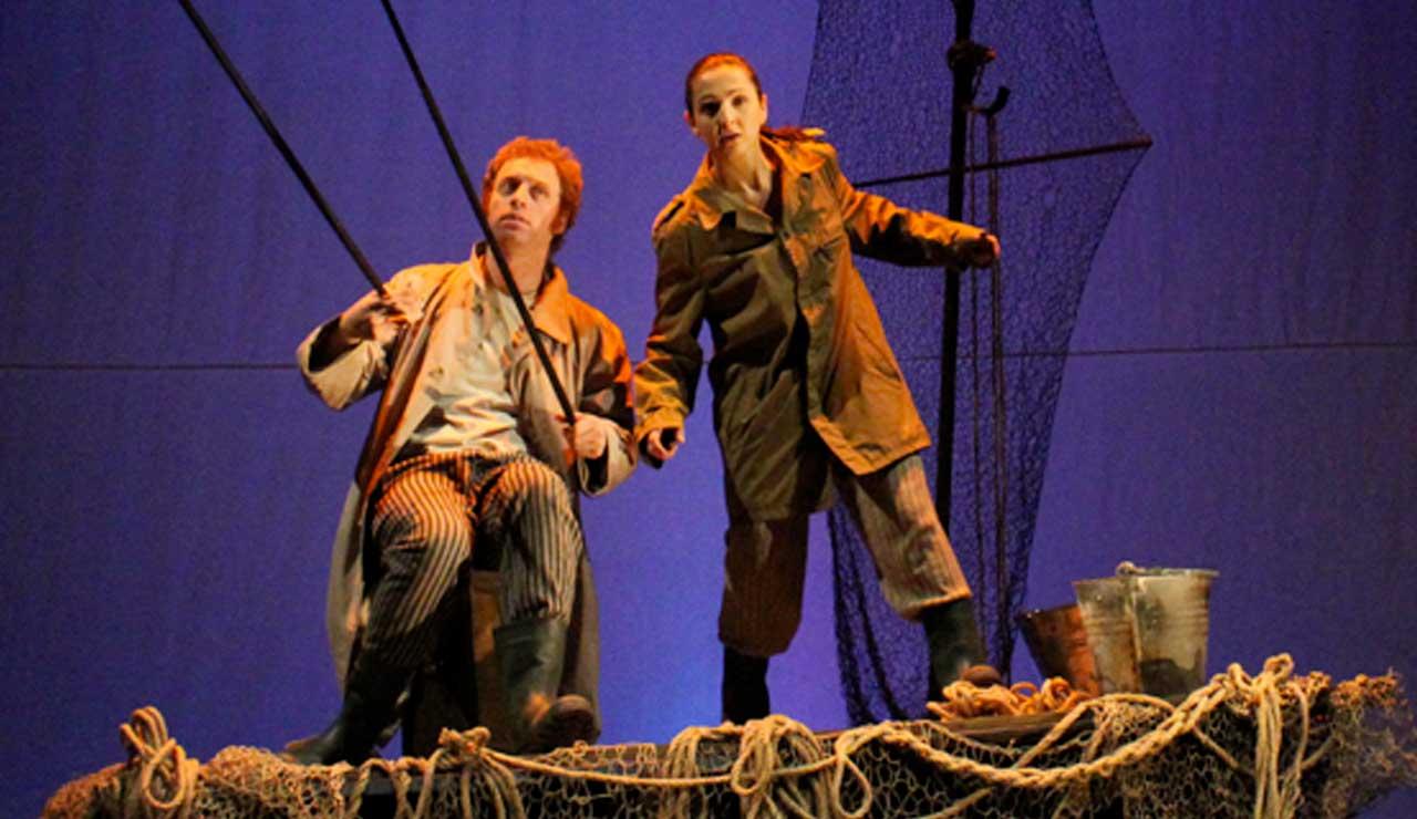 Pescatori di Stelle, storie di miti del cielo al teatro G. Pasta di Saronno