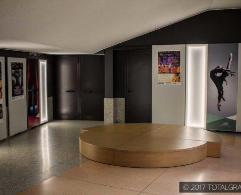 Il nuovo Foyer del Giuditta Pasta di Saronno