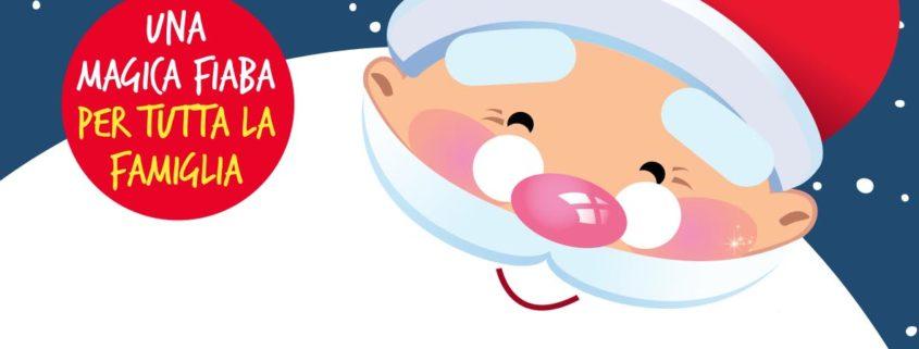 Scrivi la letterina in braccio a Babbo Natale al teatro di Saronno!